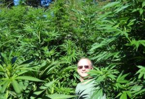 biodynamic cannabis with martyjuana