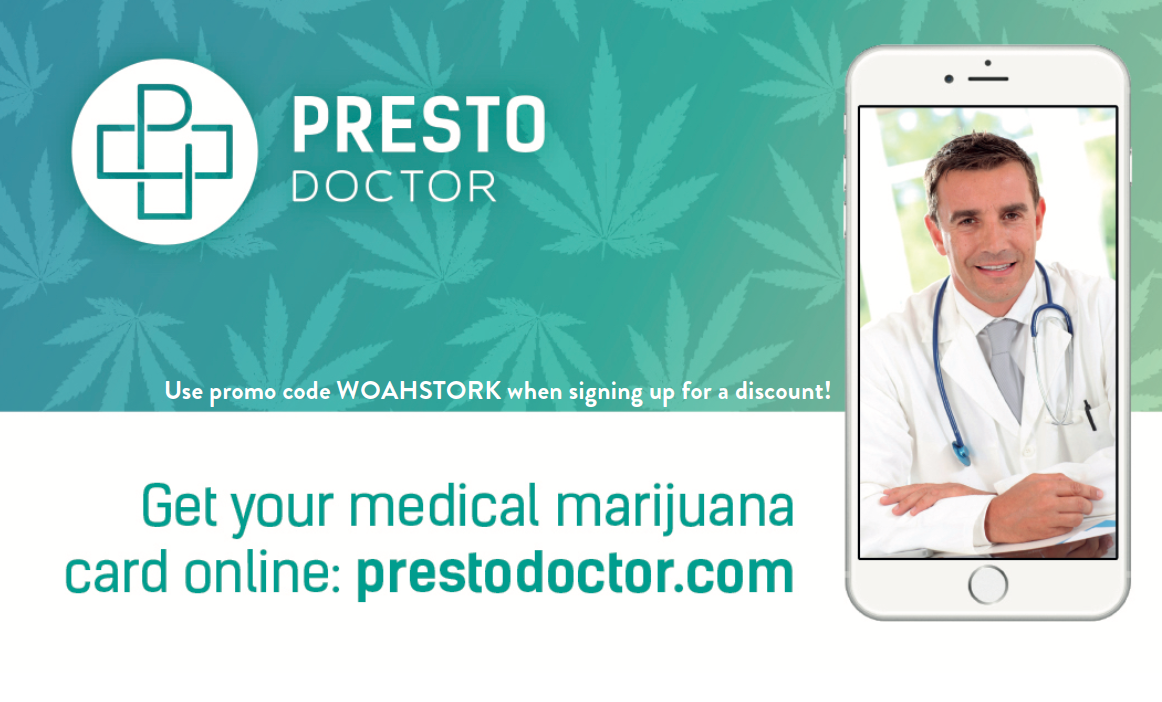 Presto Doctor Can Help You Get A Medical Marijuana Recommendation Online