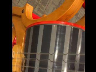 Woah Sound Waves - OscylinderScope