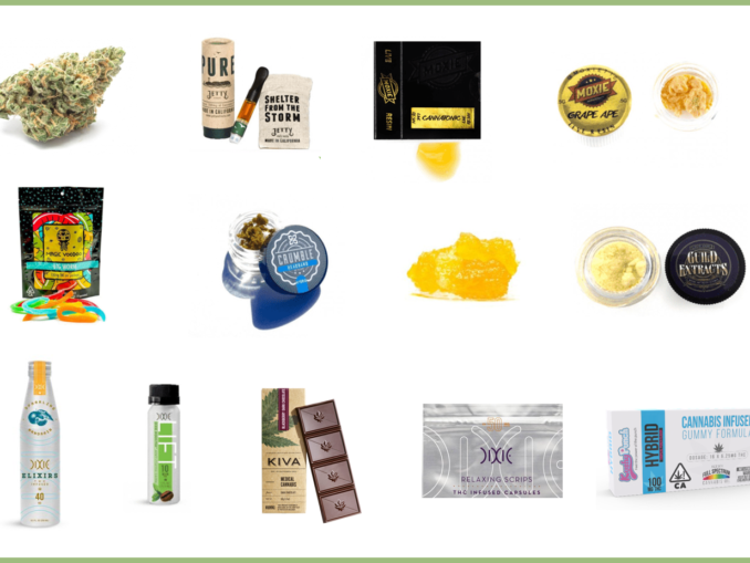 best way to consumer cannabis products