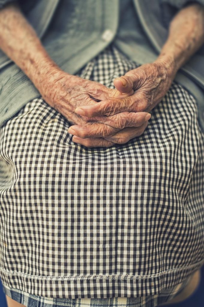 cannabis for dementia for old women