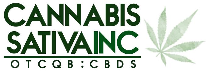 Cannabis Sativa Inc CBDS Logo