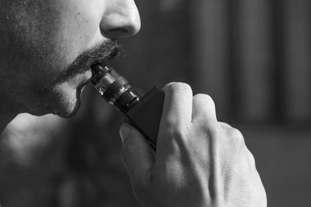 hitting a vape regularly means you need a vape coil cleaning program