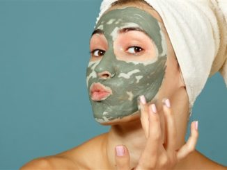 green mask cannabis for beauty
