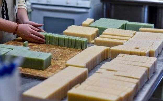 homemade pot soap