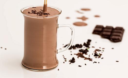 cbd chocolate smoothie